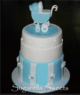 baby shower cake boy idea