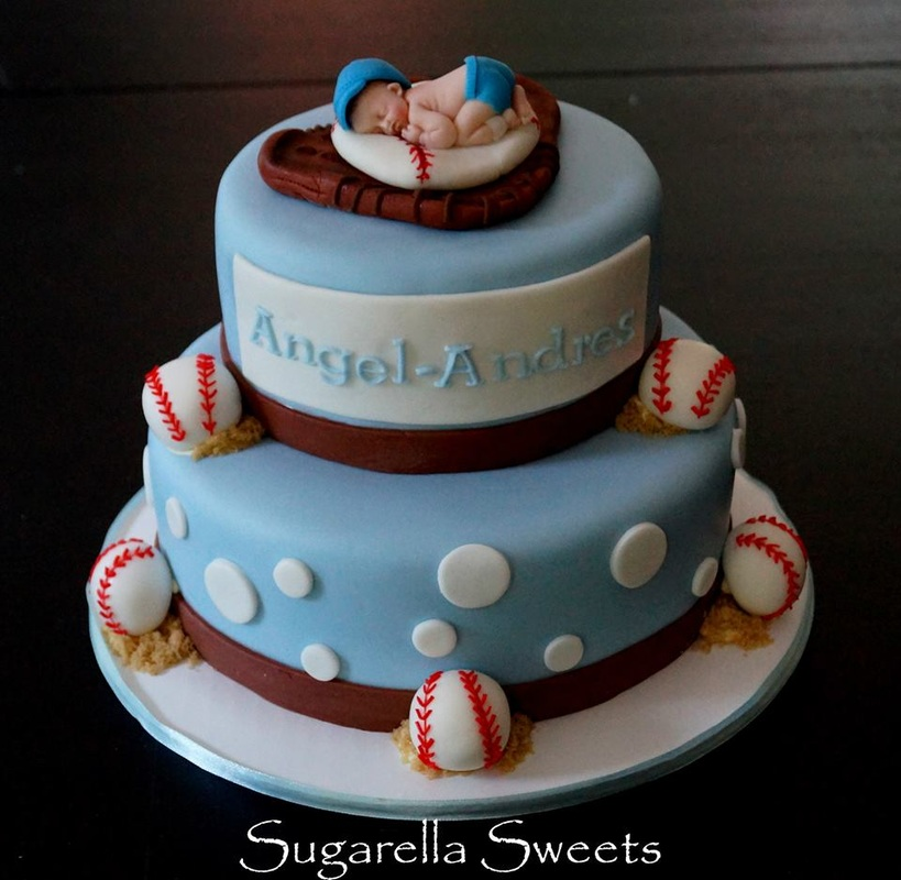 baby boy shower cake ideas
