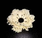 how to make a ruffle gumpaste flower